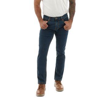 Pantalones Ninety Eight Slim Dark Stone