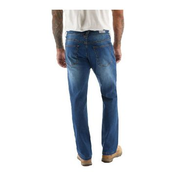Pantalones Ninety Eight Straigh (267) Medium Stone