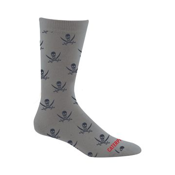 Calcetines Mens Jolly Roger Fas Slate