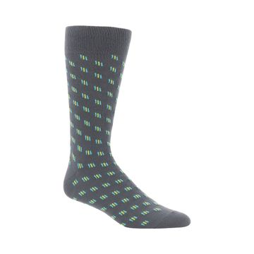 Calcetines Mens Ethan Business (122) Heather Grey