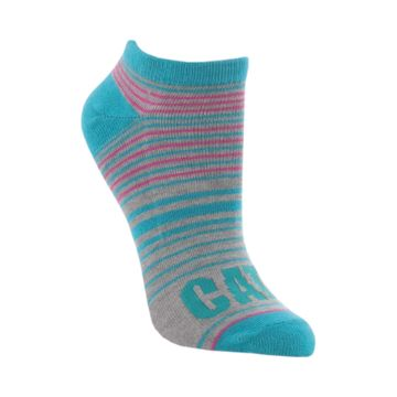 Calcetines Womens Nora Ankle Ultra Cyan