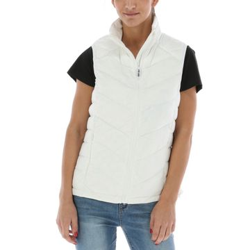 Chalecos Classic Down Vest (110) White