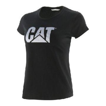 Camisetas Metallic Branded Tee (121) Pitch Black