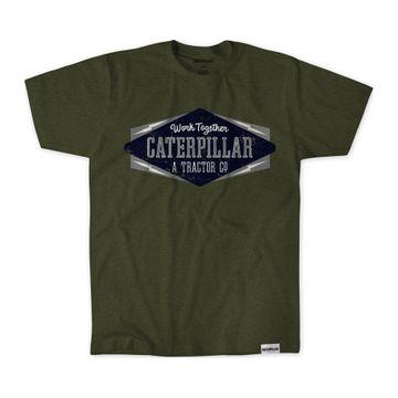 Camisetas Diamond Tractor Tee (586)Capulet Olive H