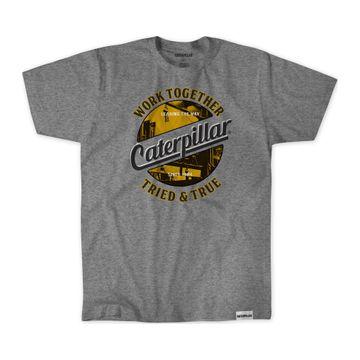Camisetas Cranes Tee (123) Dark Heather G