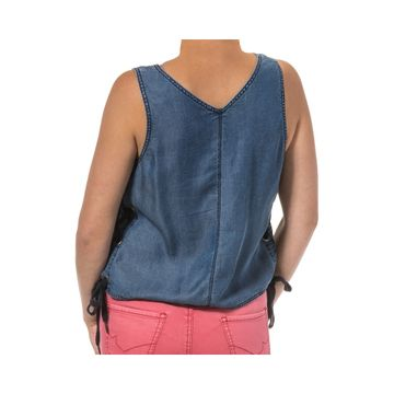 Camisas Palm Sleeveless Deni (134) Medium Wash