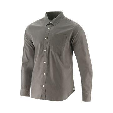 Camisas Foundation L/S Conve (714) Gunmetal