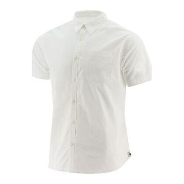 Camisas Foundation S/S Popli (110) White