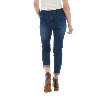 Pantalones - Studded Slim Pant
