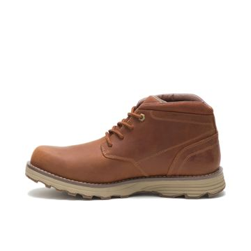 Botas Elude Wp Leather Brown