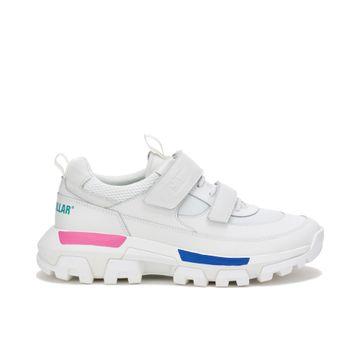 Zapatos Raider Velcro Star White