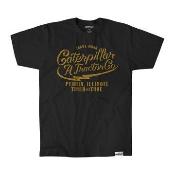 Camisetas Tractor Co Tm Tee (121) Pitch Black