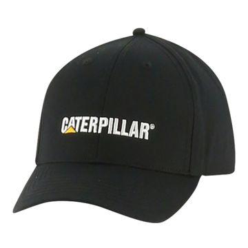 Cachuchas Caterpillar Cap (158) Black