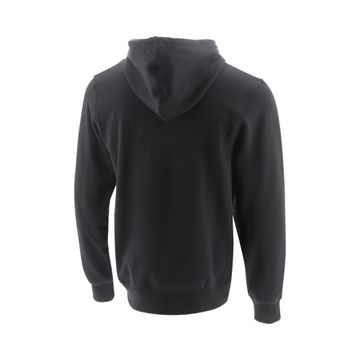 Sacos Found Pullover Hoode Pitch Black-Black